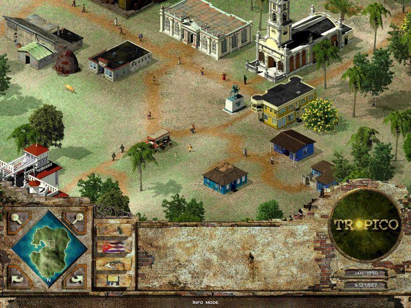 Удачное продолжение предыдущих частей игр серии тропико